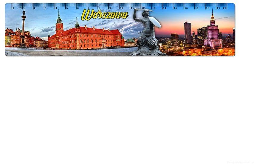 Linijka 3D Warszawa 02