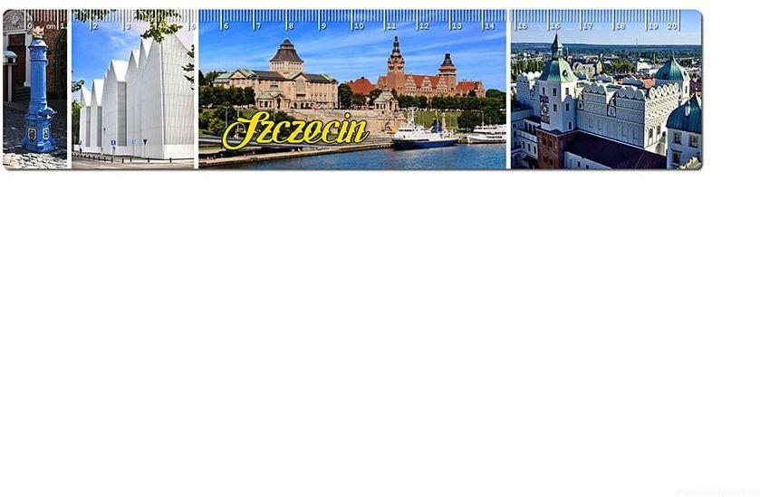 Linijka 3D Szczecin 01