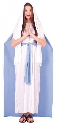 Kostium dla kobiety Dziewica Maryja