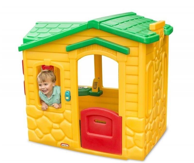Little Tikes - Domek z patio 172298