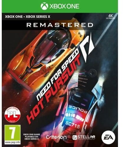 Need for Speed Hot Pursuit Remastered XOne