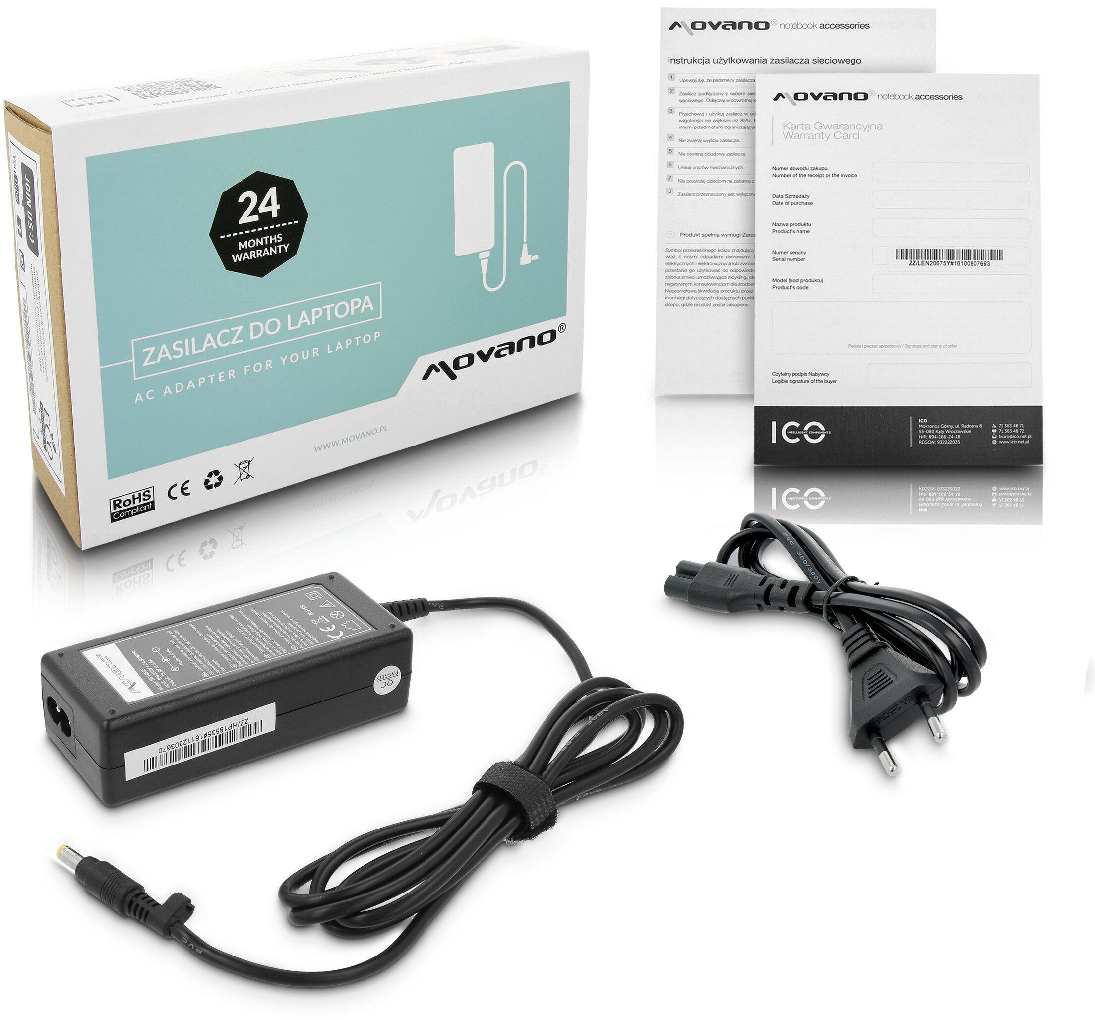 Zasilacz ładowarka do HP Mini 311-1109tu 311-1110tu Notebook PC 510