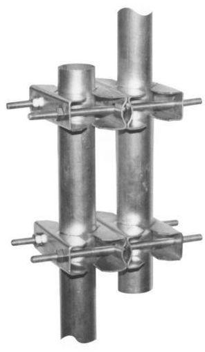 Mocowanie do 2 masztów równoległych do 50 mm LMZP5050 EVOLOGY