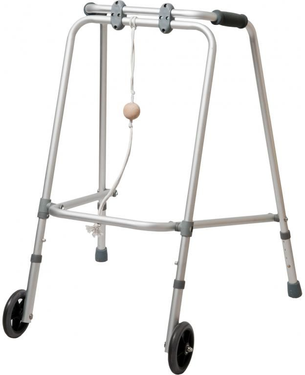 Balkonik dla seniorów z przednimi kółeczkami Bola