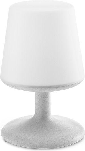 Lampa bezprzewodowa light to go organic szara