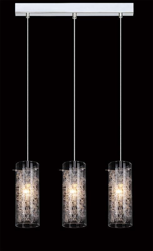 Italux lampa wisząca Ibiza MDM1903/3 potrójna 54cm