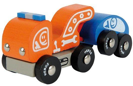 Heros 100014505 - pojazdy budowlane, holowanie