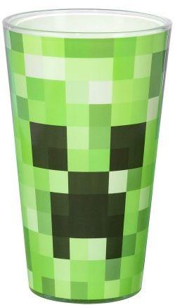 Szklanka Minecraft Creeper