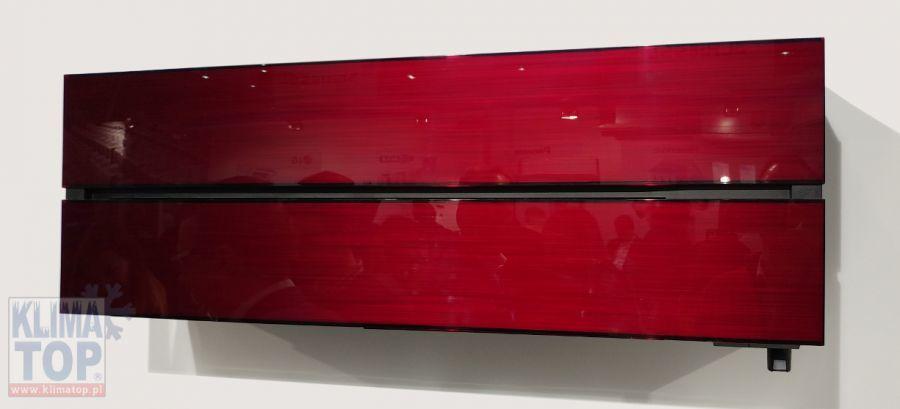 Klimatyzator split Mitsubishi MSZ-LN25VG R DIAMOND (RUBY RED) na max 25m2 z wbudowanym Wi-Fi z montażem w Warszawie i okolicach #WIOSENNA PROMOCJA#
