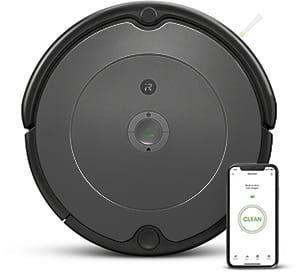 iRobot Roomba 697 + BEZPŁATNA 3-letnia GWARANCJA - Zobacz i testuj robota na żywo w naszym sklepie w Warszawie lub wysyłka w 24h!