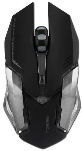 E-BLUE Auroza Gaming EMS639 (czarna)