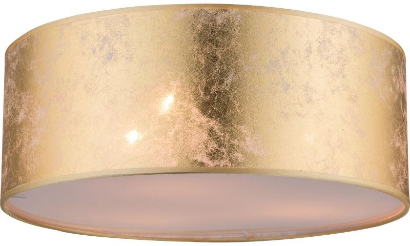 Globo AMY 15187D plafon lampa sufitowa złota 3xE14 40W 40cm