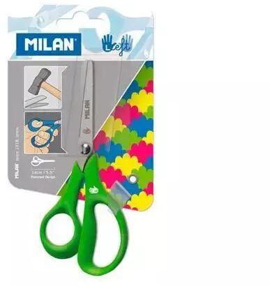 Nożyczki dla leworęcznych 14cm MILAN