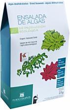 Algi morskie suszone SAŁATKOWY MIX BIO 25 g Porto Muinos