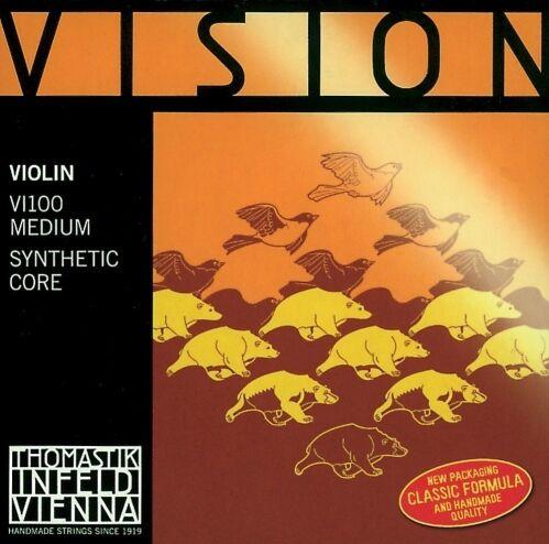 Thomastik (634105) Vision VI01ST struna skrzypcowa E 4/4