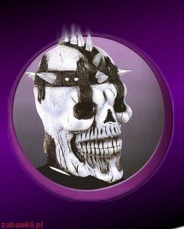 Halloween Maska Wojownik Skull i inni 8308H