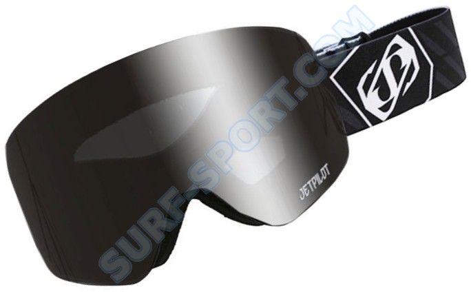 Gogle Na Skuter Wodny Jet Pilot H2o Frameless Goggles 2021-Black