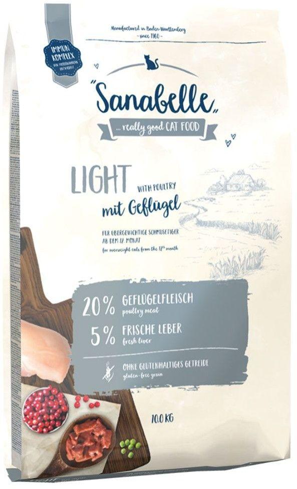 BOSCH Sanabelle Light Drób 10kg