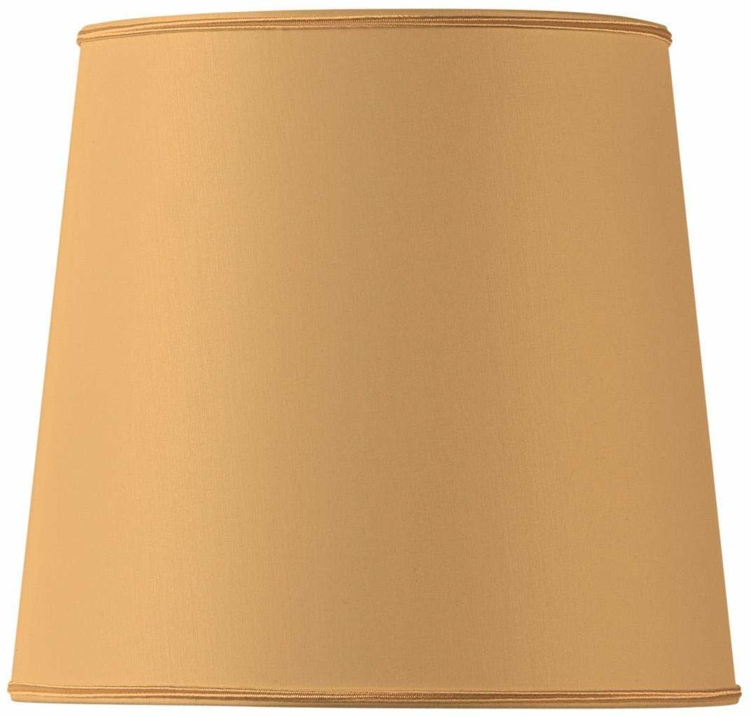 Klosz lampy w kształcie US Ø 30 x 25 x 25 cm, żółty