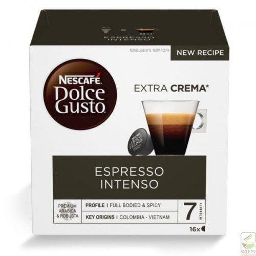 NESCAFE DOLCE GUSTO Espresso Intenso 16 kapsułek