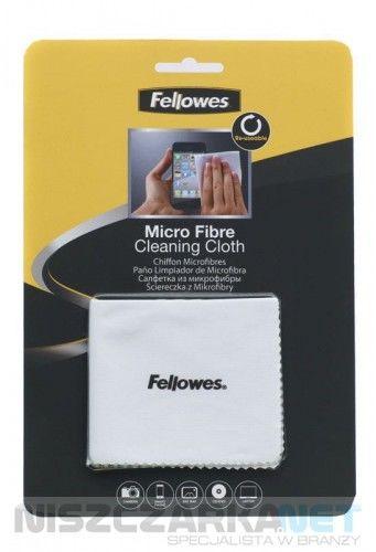 Ściereczka z mikrofibry Fellowes do ekranów, obudów, sprzetów