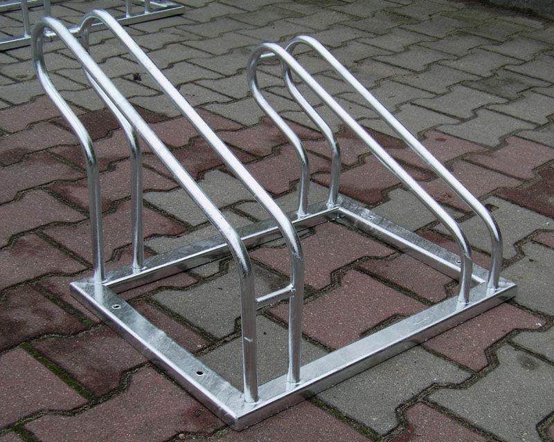 Stojak rowerowy , na rowery ST, 2 stanowiska
