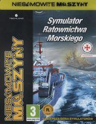 Niesamowite Maszyny Symulator Ratownictwa Morskiego ZAKŁADKA DO KSIĄŻEK GRATIS DO KAŻDEGO ZAMÓWIENIA