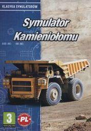 Klasyka Symulatorów Symulator Kamieniołomu ZAKŁADKA DO KSIĄŻEK GRATIS DO KAŻDEGO ZAMÓWIENIA