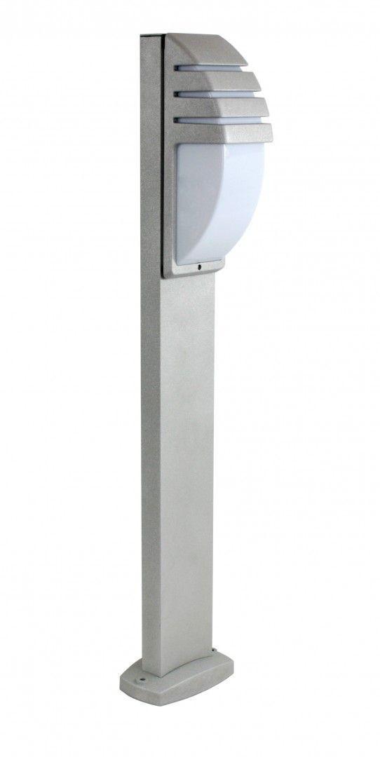 Lampa stojąca ogrodowa CITY 11836-R AL Srebrny IP54 - Su-ma Do -17% rabatu w koszyku i darmowa dostawa od 299zł !