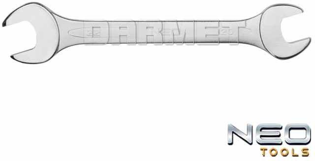 Klucz płaski dwustronny - 17 x 19 x 220MM - NEO TOOLS (09-817)