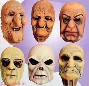 Halloween Maska 4660Q