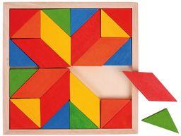 Bigjigs taca mozaika, 24-częściowa (bibj246)