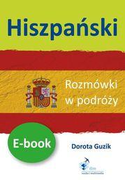 Hiszpański Rozmówki w podróży - Ebook.