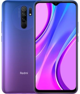 "Xiaomi Redmi 9 3/32GB Sunset Purple 6,53"" NFC"