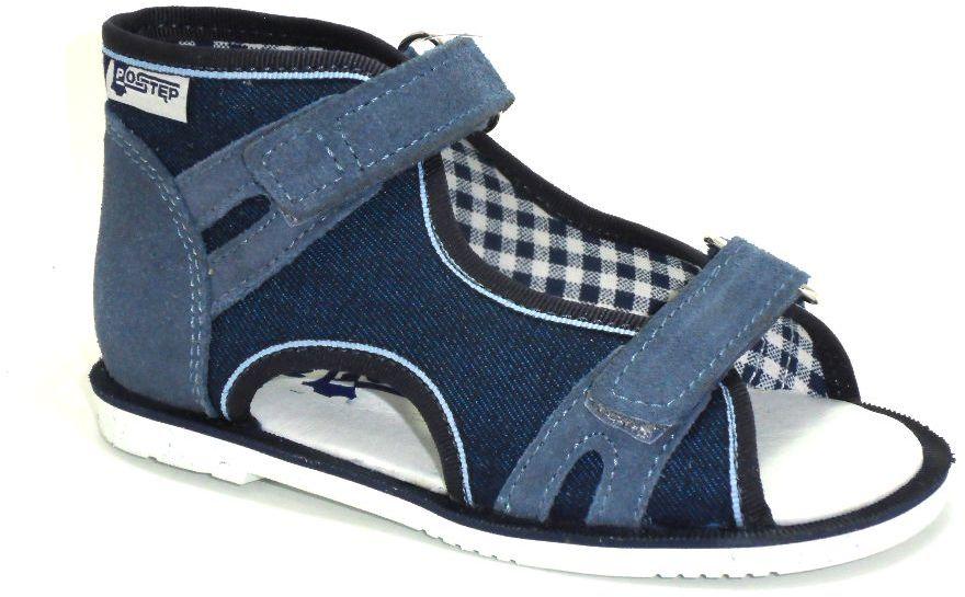 POSTĘP 191 niebieski jeans