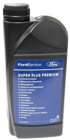 płyn do chłodnic Ford Super Plus Premium Ford 1L 2361569
