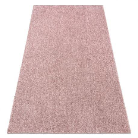 Nowoczesny dywan do prania LATIO 71351022 brudny róż 60x115 cm