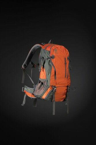 Genesis Denali pomarańczowy plecak
