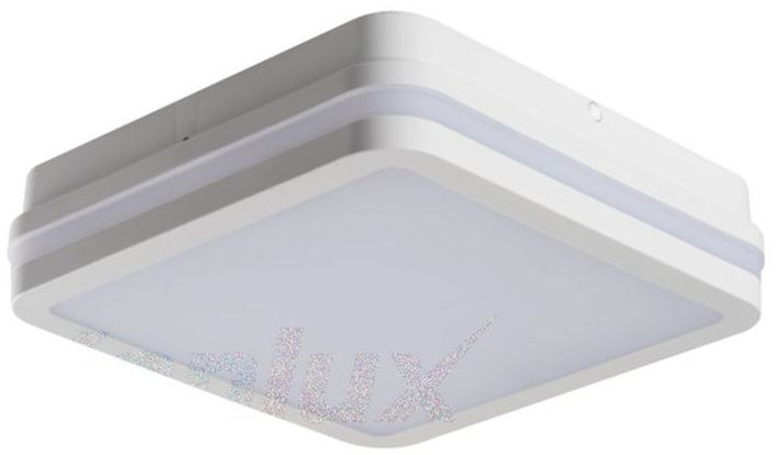 Plafoniera LED BENO 18W NW-L-SE W 1550lm 4000K IP54 z czujnikiem ruchu 32946