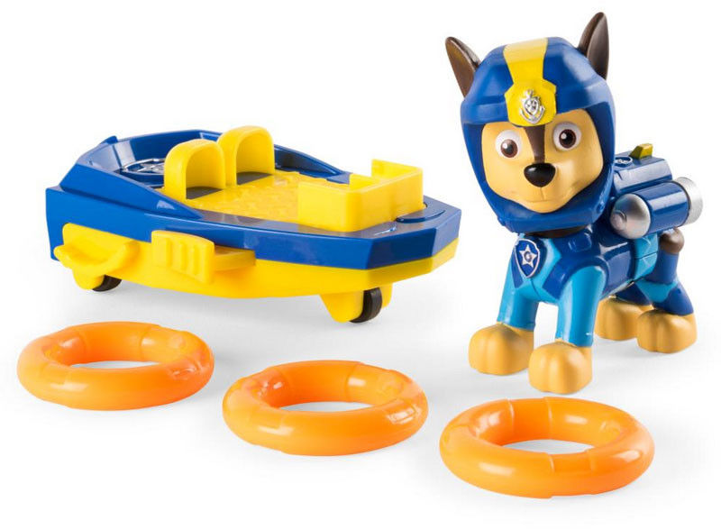 Psi Patrol - Chase Figurka Akcji wodnej 20093746