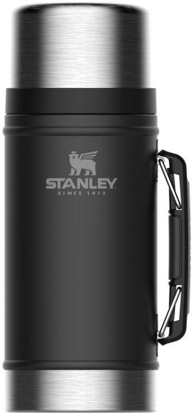 Stanley CLASSIC Termos Obiadowy 0,94 l z Rączką - Czarny