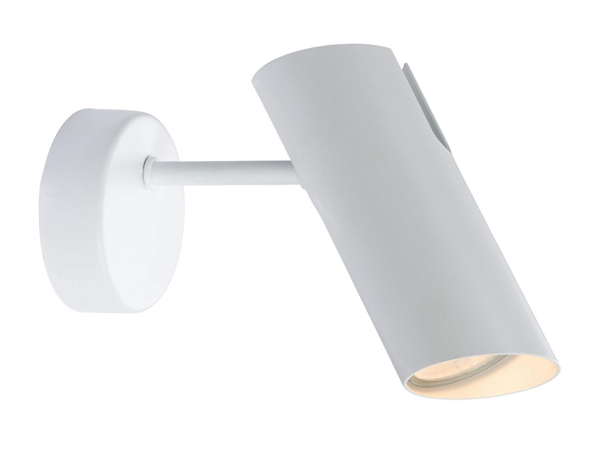 Kinkiet Futuro LP-17001/1W WH Light Prestige minimalistyczna lampa ścienna w kolorze białym