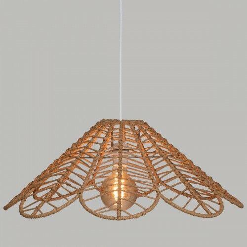 Naturalna lampa sufitowa Folk Atmosphera