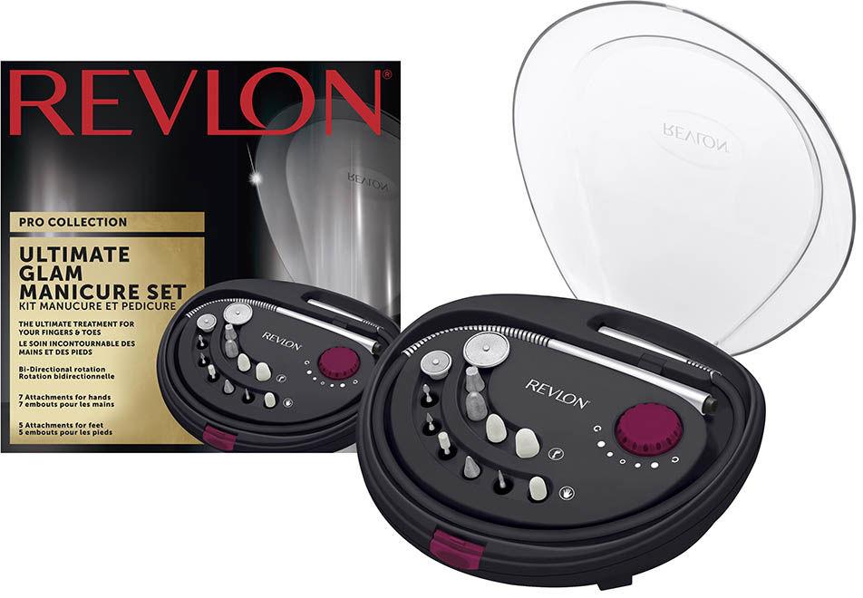 Revlon Pro Collection RVSP3526E Frezarka do manicure i pedicure