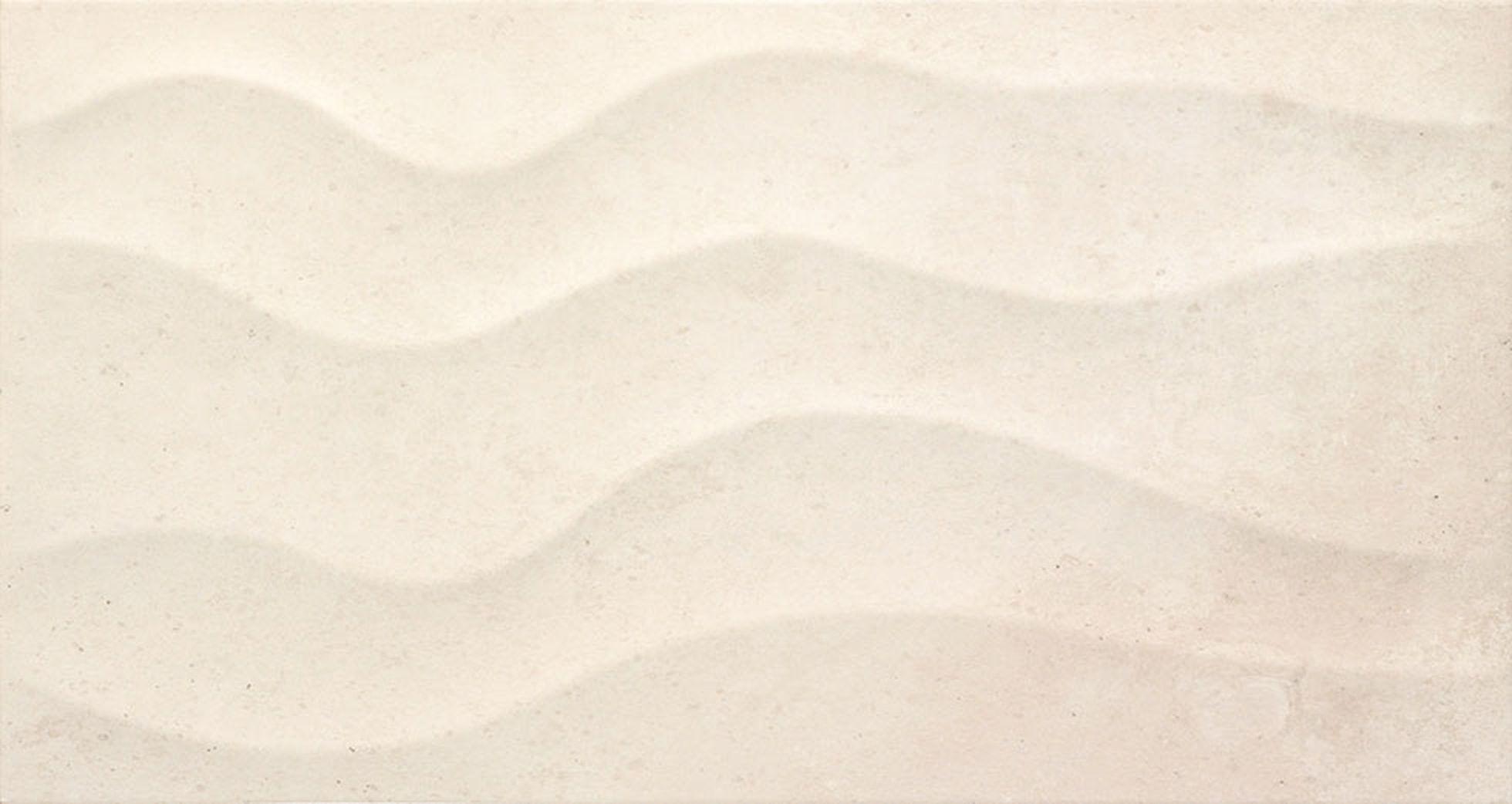Habitat White Relieve 32,5x60