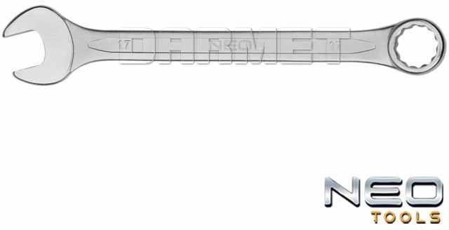 Klucz płasko-oczkowy - 16 x 200MM - NEO TOOLS (09-716)