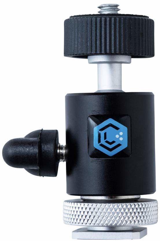 Lume Cube akcesoria mocowanie do aparatu czarny/srebrny