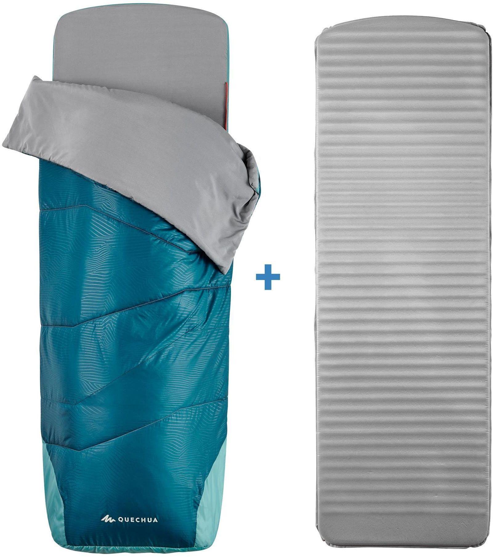 Śpiwór 2 w 1 - MH500 15 C L