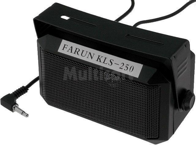 Głośnik zewnętrzny do CB Farun KLS-250 6W/8Ohm