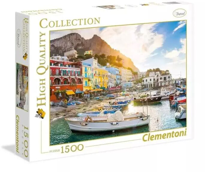 Puzzle 1500 HQ Capri 31678 - Clementoni